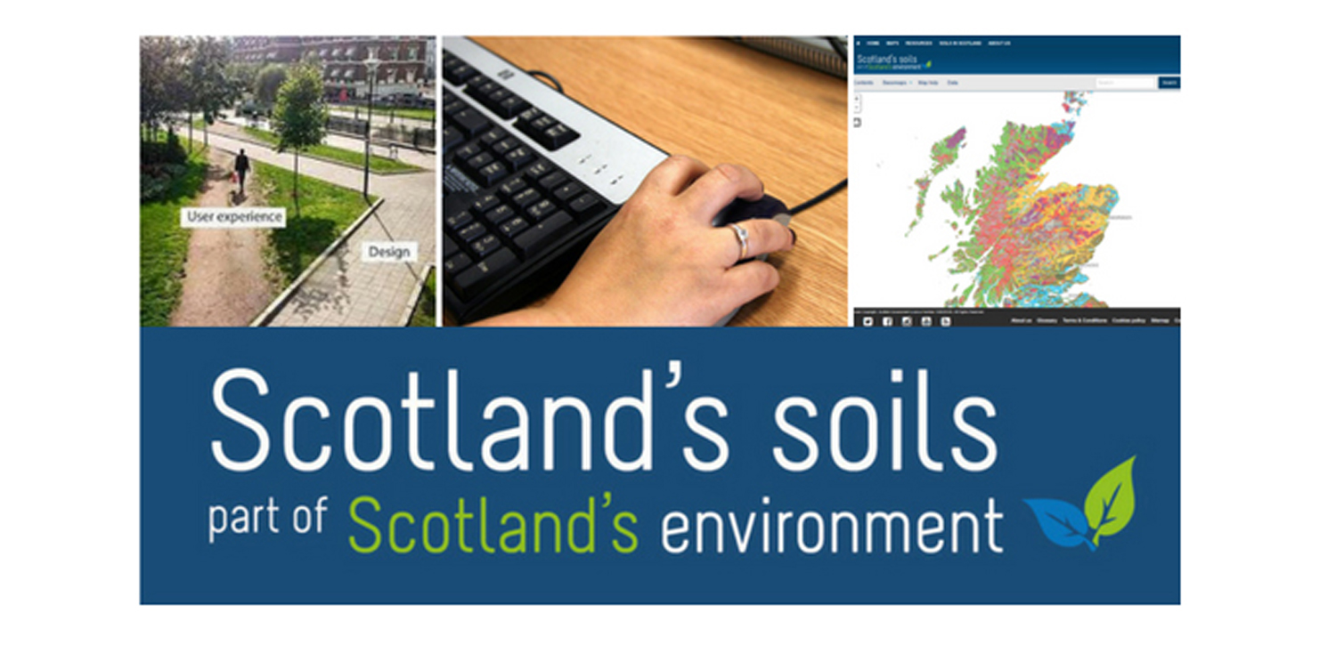 Scotland's soils website needs you!