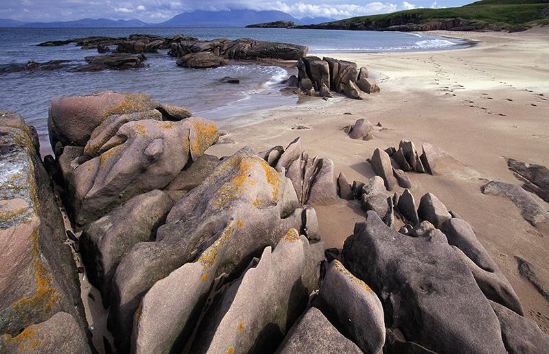 Scottish rocks