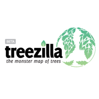 The monster map of trees
