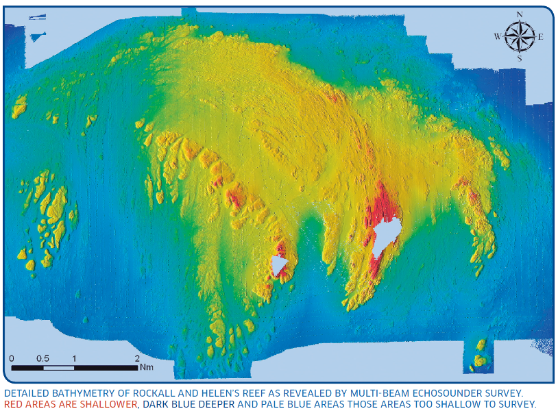 High resolution mapping and new discoveries at Rockall | Scotland's