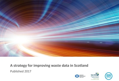 View the waste data strategy
