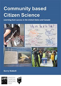 Involving communities in citizen science