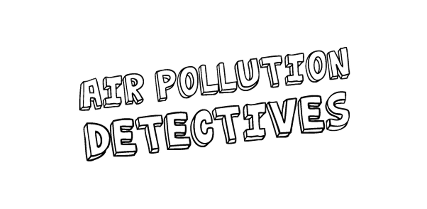 Air pollution detectives