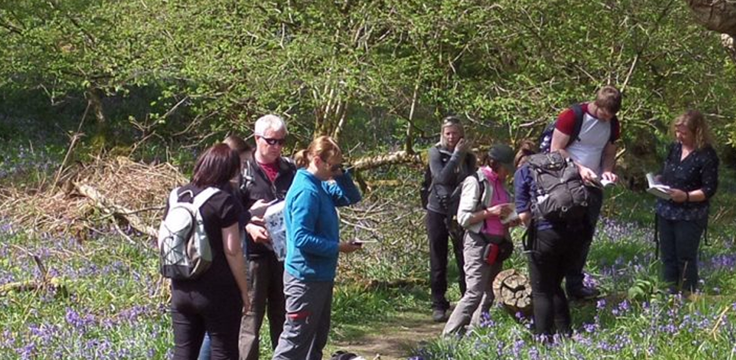Loch Lomond and the Trossachs National Park volunteering