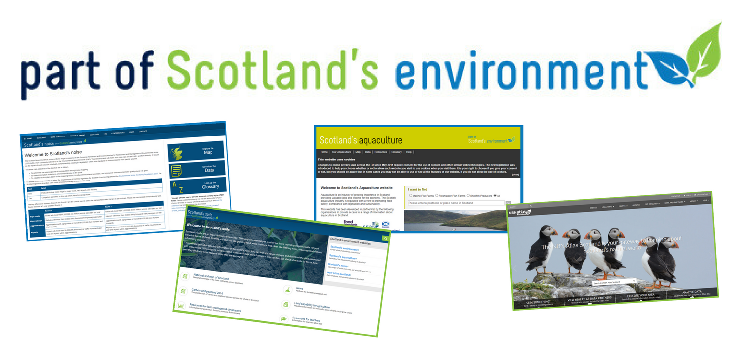 Introducing... part of Scotland's environment