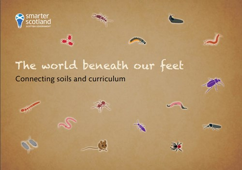 World Beneath our Feet - Outdoor and Woodland Learning Scotland
