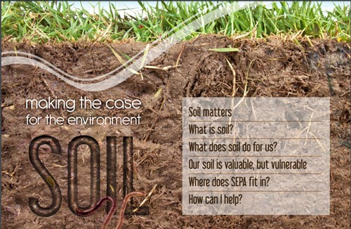 Making the Case for the Environment - Soils (PDF)