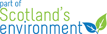 Part of Scotland's environment web logo