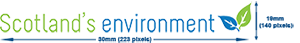 cotland's environment web logo - Minimum size