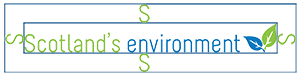 cotland's environment web logo - Space around