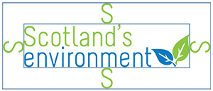 Scotland's environment web logo - Space around
